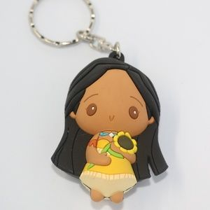 Disney Princess Pocahontas 3D Figural Keyring